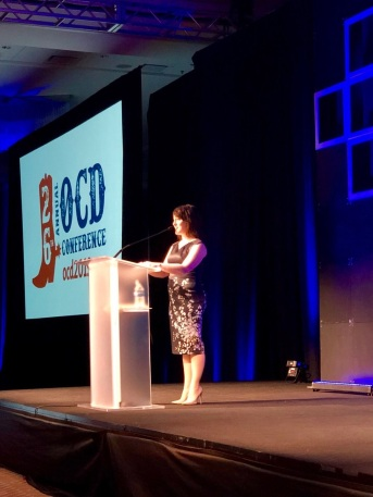 Mara Wilson keynote address at OCD Conference